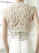 Moonlight Cap 12 bridal boleros and lace bridal jackets