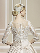 Moonlight Cap 15 bridal boleros and lace bridal jackets