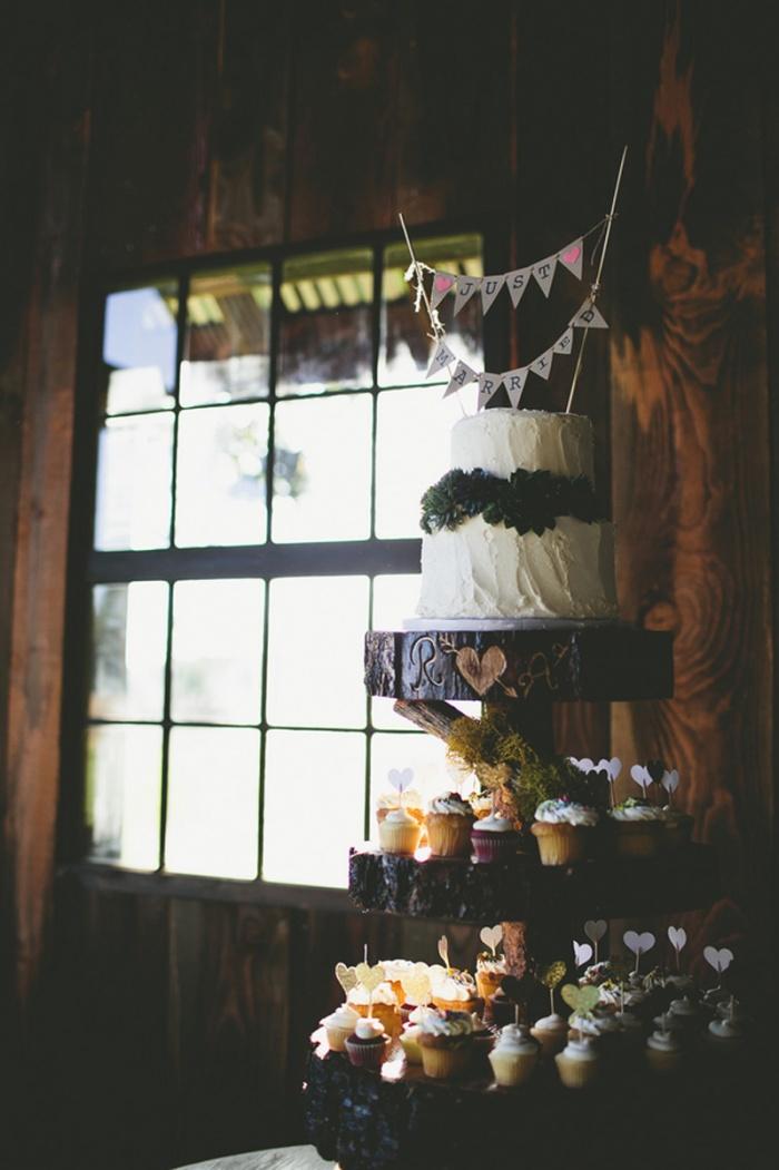 DIY Rustic Wedding Ideas by Moonlight Bride, Alyssa ...