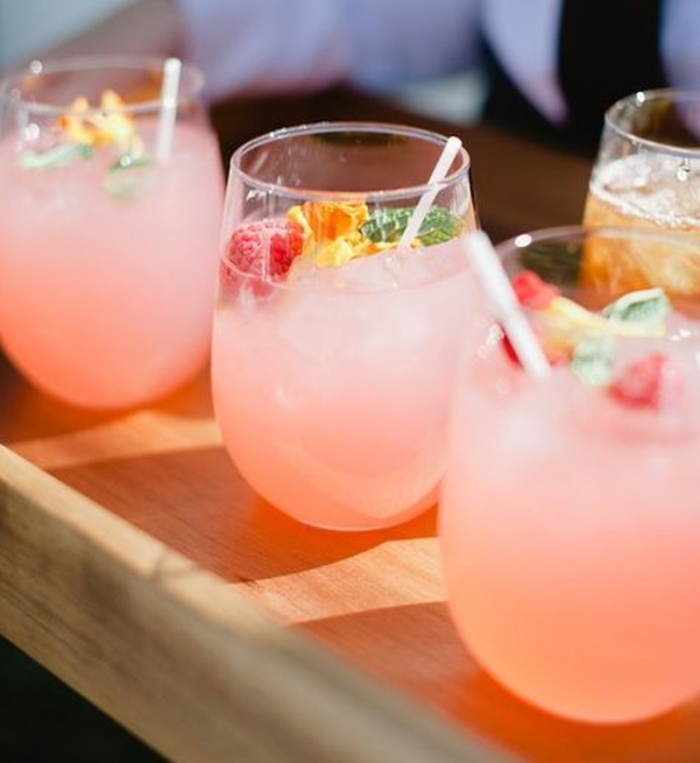 Wedding Drinks Ideas: Cocktail Hour Ideas