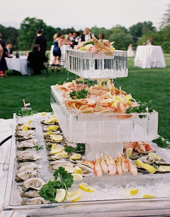 Wedding Tail Hour Food Ideas 2018