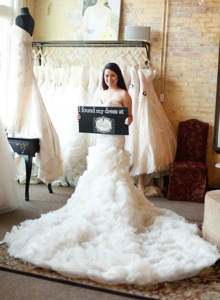 The Retail Gallery Spotlight: The Blushing Bride Boutique Q & A
