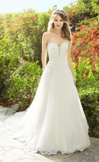 Ball Gown Vs A Line Wedding Dresses