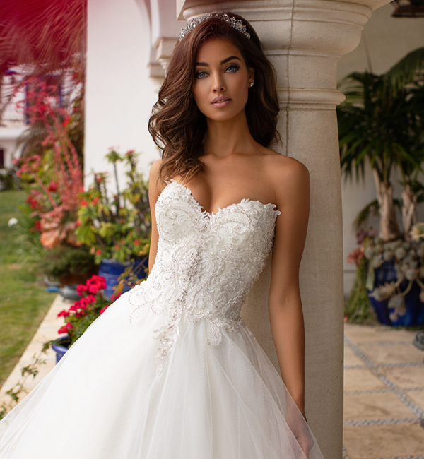 Wedding Dress Designers | Moonlight Bridal