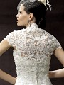 Moonlight CAP-14 bridal boleros and lace bridal jackets