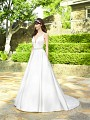 Moonlight Collection J6503 elegant bridal gowns and classic wedding dresses