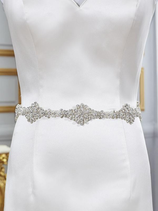 Moonlight Sashes Sash 81 Beaded bridal sashes are the perfect accent for your bridal gown